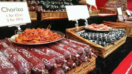 The Continental Market will arrive in Letchworth tomorrow. Picture: Tom Hardy