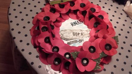 Roy Scott and his family went to former airbase Caldale in Orkney to mark the centenary of the aircr