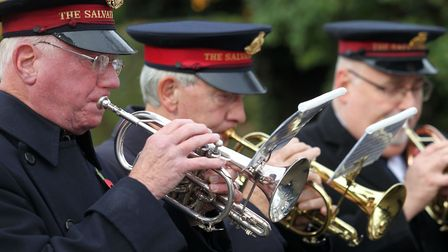 Remembrance Day Letchworth