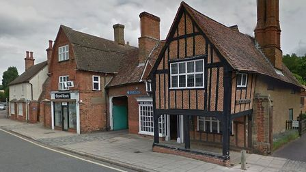 Shefford's branch of Barclays. Picture: Google Street View