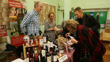The Hitchin Wine & Food Festival 2017. Picture: Danny Loo