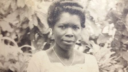 Irisi Pompey grew up in Grenada with her mother and ten siblings. Picture: Joan Ferguson