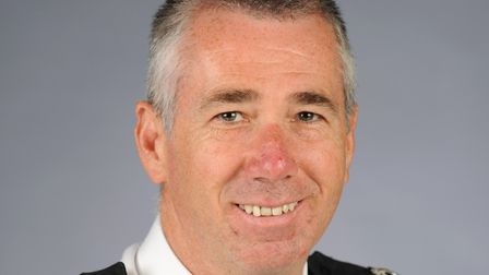 Jon Boutcher, chief constable of Bedfordshire Police. Picture: Gary Wood