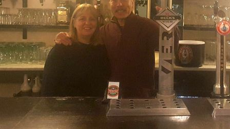 Owners of the Golden Rickshaw Cheryl and Walli Mar are closing up after almost 50 years. Picture: Ch
