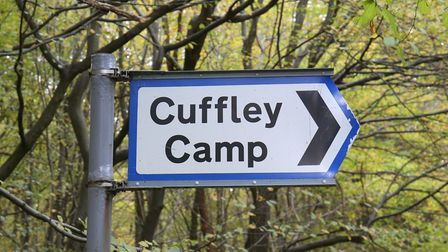 Cuffley Camp. Picture: Danny Loo