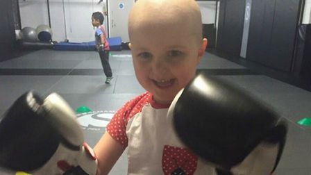 Izzi Ferns has fought off cancer and thanks to family and friends will be off to Disney World in the