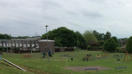 NHDC need your votes to revamp this playground in the Jackmans estate. Picture: NHDC