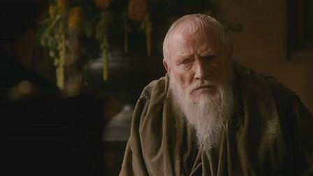 Julian Glover, who plays Grand Maester Pycelle in Game of Thrones. Picture: Courtesy of 10th Planet