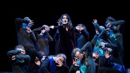 The annual Shakespeare Schools Festival is Shakespeare Schools Foundation's flagship project and the
