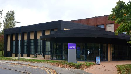 North Herts Lesiure Centre in Letchworth. Picture: NHDC