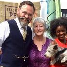 Jenny Jones enjoyed her time filming Celebrity Antiques Road Trip with Paul Laidlaw and Diane Louise