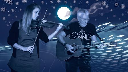 Celtic Krystal are playing a series of Christmas dates to promote their new CD.Picture: Celtic Kryst