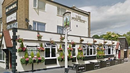 The Poacher pub in Bedwell Crescent, Stevenage. Picture: Google Street View