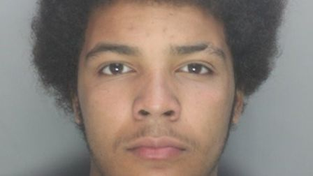 Aaron Boyce, 19, has been jailed for his part in an aggravated burglary in Hitchin. Picture: Herts p