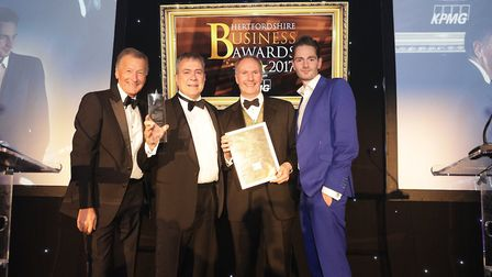 Driver Require, our Medium Business of the Year. Picture: CPG Photography