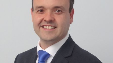 Stevenage MP Stephen McPartland welcomed the Government's changes to Universal Credit announced last