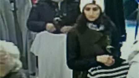 Do you recognise these women? Picture: Bedfordshire Police