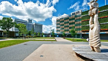 Lister Hospital in Stevenage. Picture: East and North Herts NHS Trust.