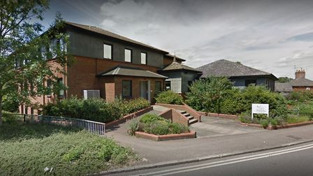 Netball House in Hitchin, the former headquarters of England Netball. Picture: Google Street View