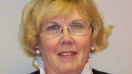 North Herts District Council leader Lynda Needham. Picture: NHDC