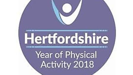 Hertfordshire's Year of Physical Activity has kicked off. Picture: HCC