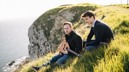 Ninebarrow playing at Upwood Village Hall. Picture: Greg Funnell