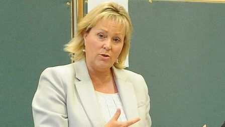 Bedfordshire Police and Crime Commissioner Kathryn Holloway.