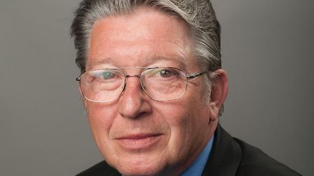 Councillor Tony Hunter, community engagement portfolio holder for North Herts District Council. Pict