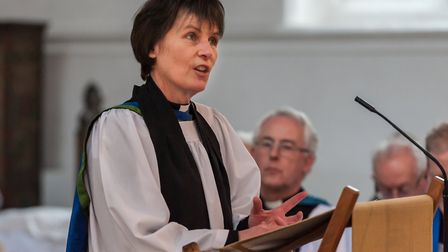 The Revd Janet Nicolls, Agricultural Chaplain
