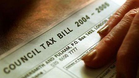 Central Beds Council is set to increase its share of the council tax bill by six per cent