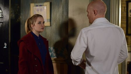 WARNING: Embargoed for publication until: 10/02/2015 - Programme Name: EastEnders - TX: 19/02/2015 -