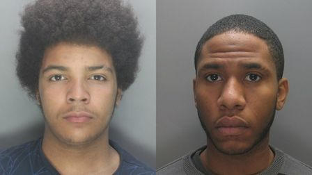 Aaron Boyce, 19, and Dwane Matterson, 26, were jailed for their parts in an aggravated burglary in H
