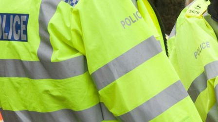 Police are investigating after a man tried to grab a 17-year-old girl by the arm in Hitchin.