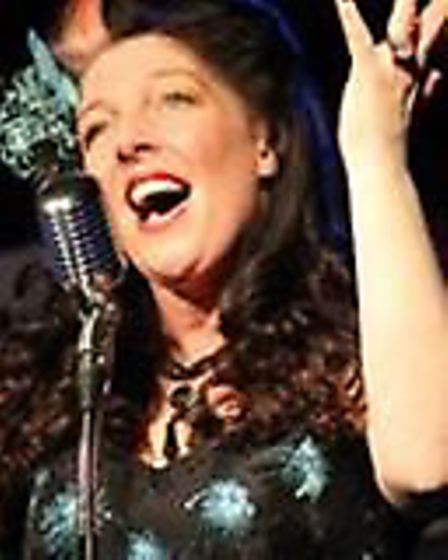 Singer/musician Rachel Farrow will be supporting at the Ray Gelato gig. Picture: Courtesy of Robin C