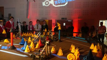 The annual competition is set up by Stevenage-based missile systems firm MBDA
