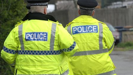 Police are investigating a series of burglaries in villages around Hitchin.