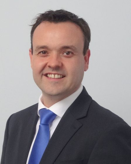 Stevenage MP Stephen McPartland opposed the scheme to build a new station slightly south of the exis