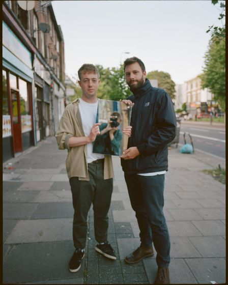 Mount Kimbie will appear at Farr Festival 2018