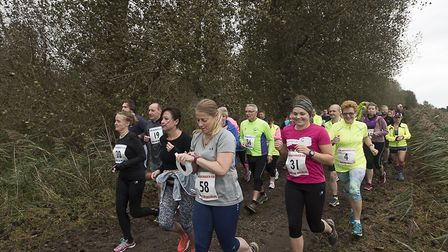Sunday will see the inaugural Race for Wildlife at The Lodge, RSPB in Sandy, which is fully booked.