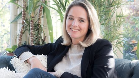 Jess Butcher is the co-founder and director of leading technology business Blippar. Picture: Gary Wa
