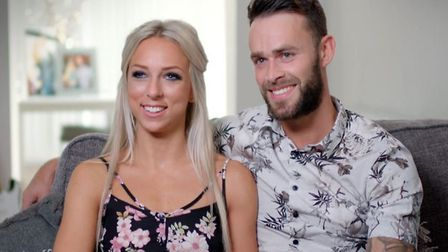 Lauren and Gary Dongray feature on E4's Don't Tell the Bride. Picture: Channel 4.