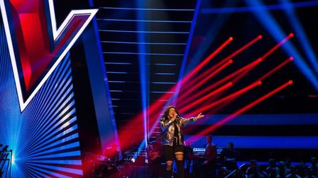 Stevenage teenager Tai becomes part of will.i.am's team on ITV's The Voice after her performance of
