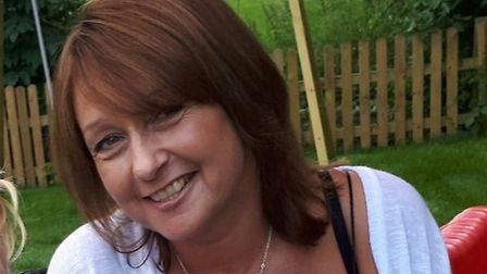 Elaine Kingston has been nominated for a Comet Community Award for her role as a foster carer. Pictu