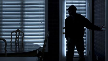 Hitchin has been hit by a wave of burglaries, including 11 police are treating as linked. File photo