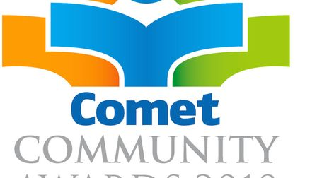 The Comet Community Awards 2018.