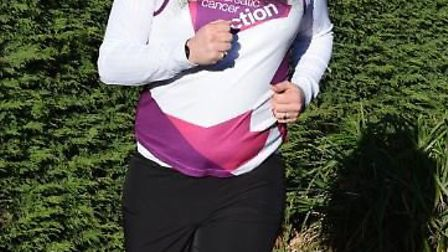 Thom Sutcliffe is taking on a 2000km challenge in memory of his mum, who died from pancreatic cancer