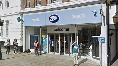 Boots in Hitchin's High Street. Picture: Google Street View.
