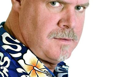Colin Cole will be appearing at Jesterlarf Comedy Club at the Gordon Craig Theatre in Stevenage