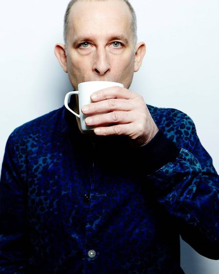 Nick Revell will be appearing at Jesterlarf Comedy Club at the Gordon Craig Theatre in Stevenage