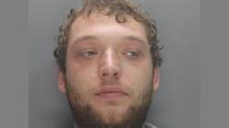 Police are searching for Steven Lee who is wanted in connection with violence offences. Picture: her